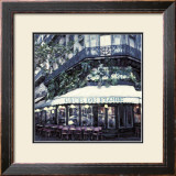 Cafe de Flore Prints by Ernesto Rodriguez