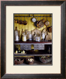 Old Style Kitchen Posters by Guillaume De Laubier