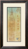 Travel Monuments III Prints by John Zaccheo