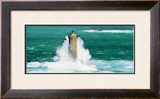 Phare du Four Prints by Thierry Martinez