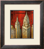 New York City II Prints by David Stewart