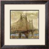 East River Bridge II Art by Michael Longo