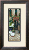 Cafes and Courtyards IV Prints by Roger Duvall