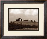 Tuscan Estate Prints by Ilona Wellmann