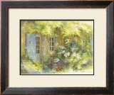 Le Laurier Blanc Print by Johan Messely
