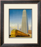 Big City Prints by Robert LaDuke