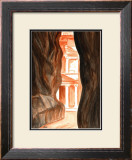 Treasury, Petra Print by Elise Ferguson