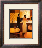 Cafe Vino I Prints by Robert Smith