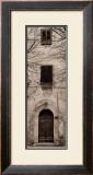 La Porta Via, Volterra Posters by Alan Blaustein