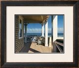 Nantucket Shore Print by Daniel Pollera