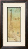 Travel Monuments I Prints by John Zaccheo