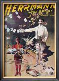 Leon Hermann, 1900 Posters