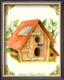 Home Sweet Home II Prints by N. Kenzo