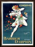 Barbier Dauphin Framed Giclee Print by Leonetto Cappiello