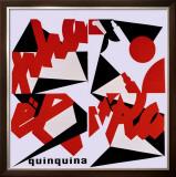 Quinquina Framed Giclee Print
