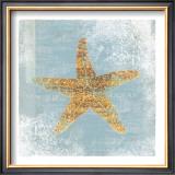 Serene Ocean Print