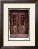 Doors of Cuba II Prints by Allan Bruce Love