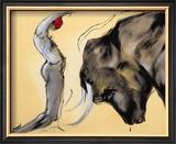Corrida I Prints by Pascal Guerineau