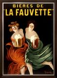 Bieres de La Fauvette Framed Giclee Print by Leonetto Cappiello