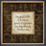 Good Person Prints by Stephanie Marrott