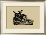 Horse and Horsemen I Prints by Karl Brodtmann