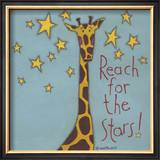Reach for the Stars Pôsters por Anne Tavoletti