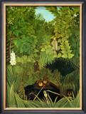 Joyeux Farceurs Posters by Henri Rousseau