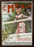 E&A Mele, Massimo Boun Mercato Framed Giclee Print