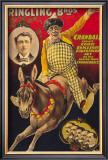 Crandall Ringling Circus Poster