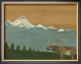 Montana Sky II Prints by Vanna Lam