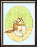 Unexpected Guests V Prints by Virginia A. Roper
