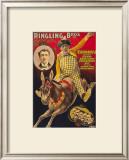 Crandall Ringling Circus Prints