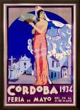 Cordoba Framed Giclee Print