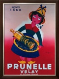 Prunelle de Velay Framed Giclee Print by  Igerz