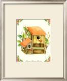 Home Sweet Home I Prints by N. Kenzo