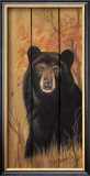 Bear Poster by Penny Wagner