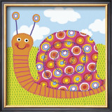 Sita The Snail Poster by Jessie Eckel