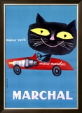 Marchal Framed Giclee Print