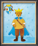 Le Prince Posters by Lynda Fays