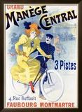 Grande Manege Central Framed Giclee Print by Lucien Baylac
