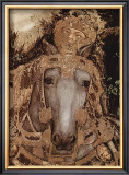 The Knight and his Horse Posters by Antonio Pisani Pisanello