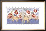 Giraffes I Prints by Marta Arnau