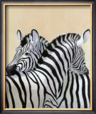 The Zebra Prints by Noelle Triaureau