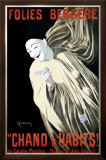 Folies-Bergere, Chand d'Habits Framed Giclee Print
