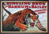 Ringling Bros and Barnum & Bailey Print