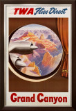 TWA to the Grand Canyon Prints