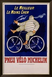 Michelin Framed Giclee Print by  O'Galop