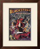 Blackstone, The World's Master Magician, 1920 Posters