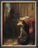 High Life Framed Giclee Print by Edwin Landseer