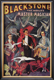 Blackstone, The World's Master Magician, 1920 Poster